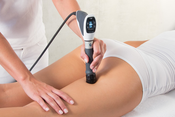 machine ondes de choc cellulite cuisses