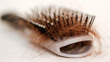 brosse cheveux chute alopecie