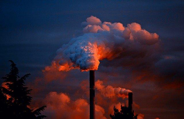 pollution usine environnement