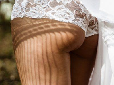cuisses femme cellulite
